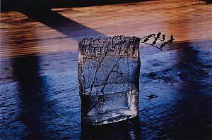 荒川尚也のガラス作品