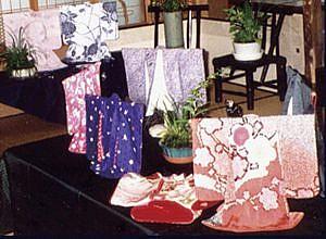 ミニ着物展 野の花四人展 @ 白浜海洋美術館 | 南房総市 | 千葉県 | 日本