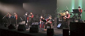 "LIVE FOREST 2016 BEST BAND ""OBボーイズバンド"""
