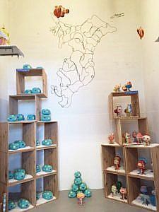 gallery2×2 木暮奈津子展「ブルーなまこと海の不思議な生き物達」 @ 安房暮らしの研究所 | 南房総市 | 千葉県 | 日本