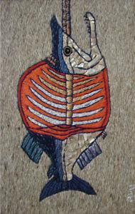 絵画毛糸刺しゅうサークル作品展 @ 白浜海洋美術館ギャラリー | 南房総市 | 千葉県 | 日本