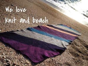 海辺のKNIT展 vol.6 We love knit and beach @ 波音日和 | 南房総市 | 千葉県 | 日本