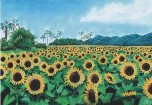 飯田真菜美 パステル水彩画展 @ 館山病院ギャラリー「癒やしの空間」