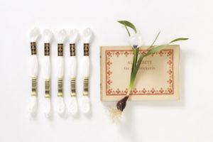 暮らしにとけこむ刺しゅう ー1本の糸から生まれるアートー @ シラハマ校舎