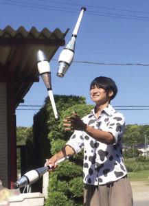 須藤牧場 ジャグリング 体験&劇フェスティバル @ 須藤牧場