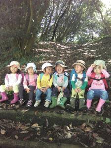 森のようちえん・2歳児クラス1日体験会 @ 大房岬自然公園